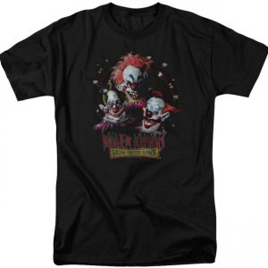 Popcorn Killer Klowns From Outer Space