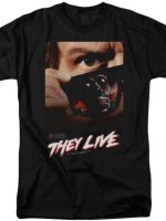Poster They Live T-Shirt