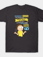 Rick and Morty Color Version T-Shirt