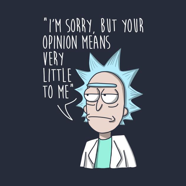 Rick opinion