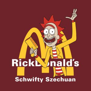 Rickdonalds Clown