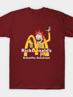 Rickdonalds Clown T-Shirt