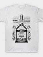 Rivendell Vineyards Everlasting Red 1640 T-Shirt