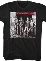 Rocket To Mars Wyld Stallyns T-Shirt