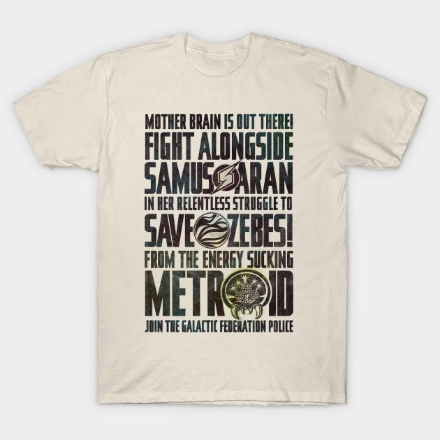 Save Zebes!