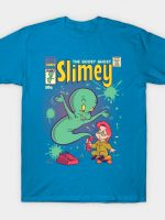Slimey: The Gooey Ghost T-Shirt