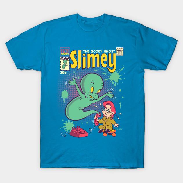 Slimey: The Gooey Ghost