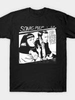 Sonic Pulp: Goo Fiction [Dark Tee] T-Shirt