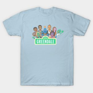 Sunny Days at Greendale