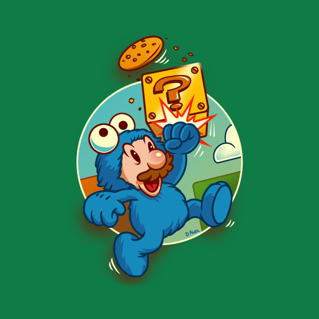 Super Cookie Bros