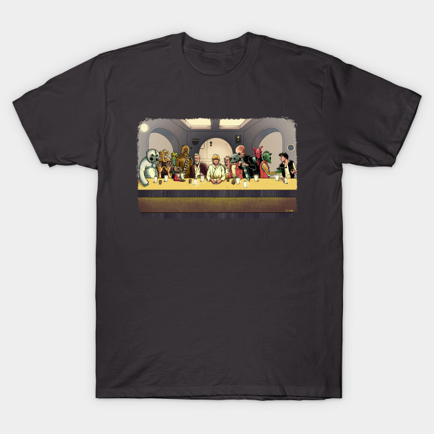 The Last Mos Eisley Hangout