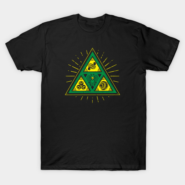 The Tribal Triforce