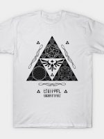 The Triforce of Hyrule Kingdom T-Shirt