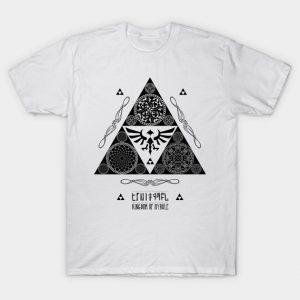 The Triforce of Hyrule Kingdom