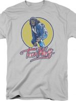 Van Surfing Teen Wolf T-Shirt