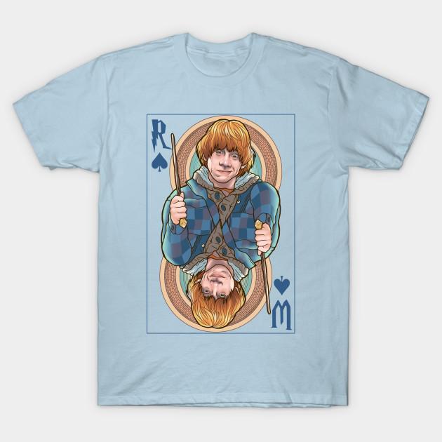 Weasley of Spades