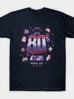 80s Classics never die T-Shirt