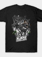 Aliens Strike Back T-Shirt