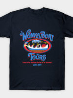 Wonka Boat Tours T-Shirt