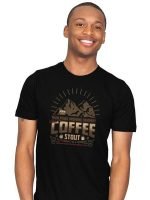 Damn Fine Coffee Stout T-Shirt