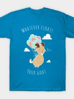 Floaty Goat T-Shirt