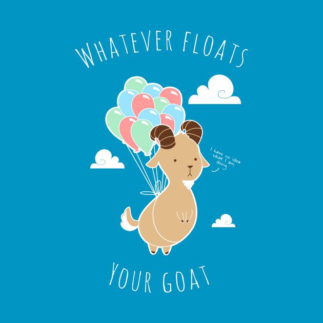 Floaty Goat