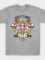 Peach's Gym T-Shirt