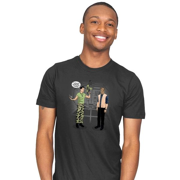 How You Get Aliens T-Shirt