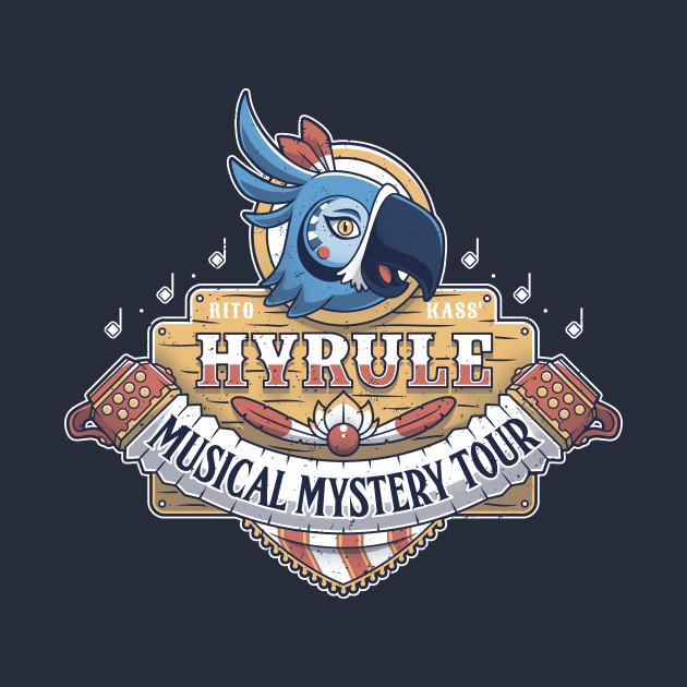 Kass' Musical Mystery Tour