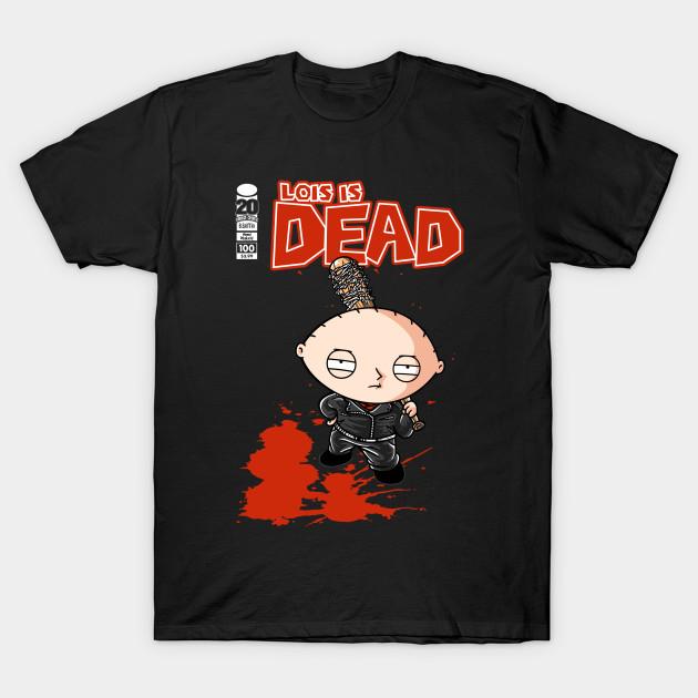 Lois is DEAD