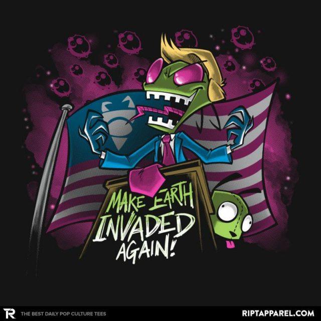 Make Earth Invaded Again