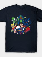 Mushroom League T-Shirt