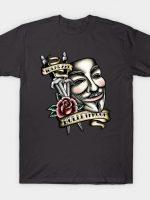 Old school Vendetta T-Shirt