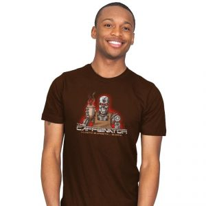 The Caffeinator T-Shirt