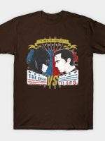 The Knight vs The God T-Shirt