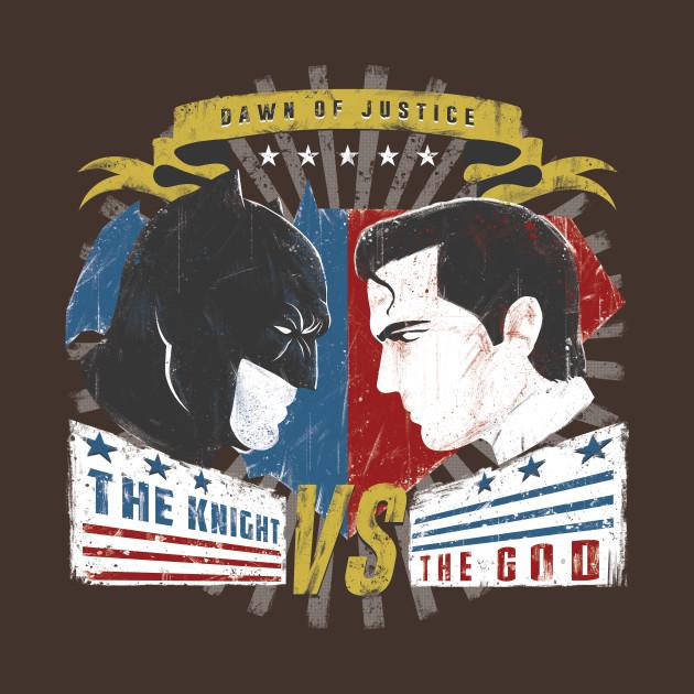 The Knight vs The God