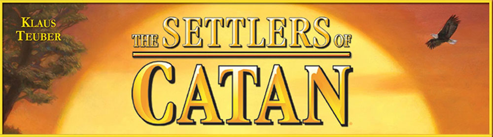 The Settlers of Catan T-Shirts