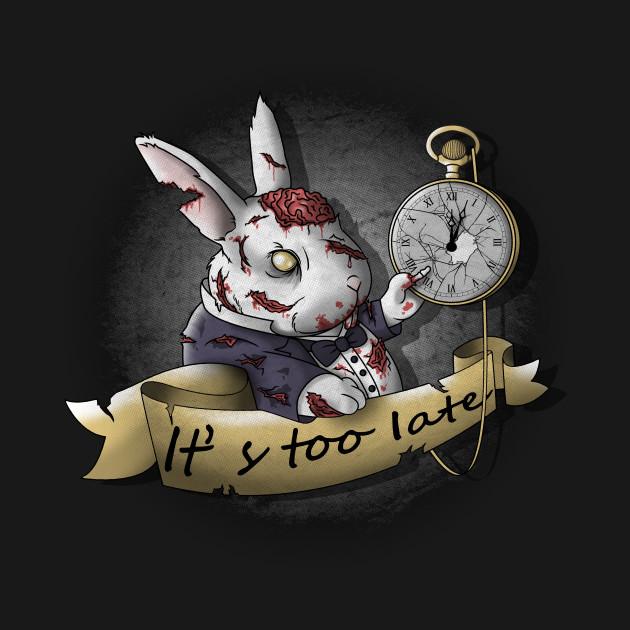 The White Zombie Rabbit