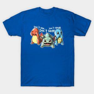 Three Poke' Monkeys