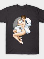 Wampa Pinup T-Shirt