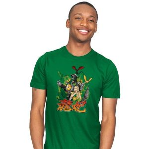 A Song of Zords and Fire T-Shirt