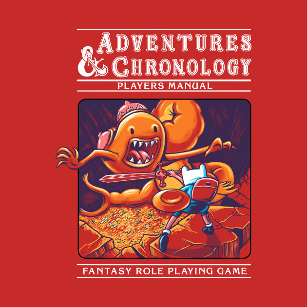 Adventures & Chronology