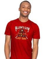 Allen's Gym T-Shirt