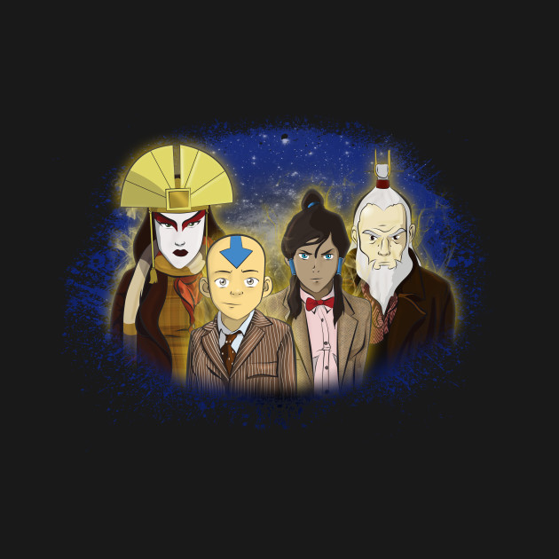 Avatar: the Last Time Lord