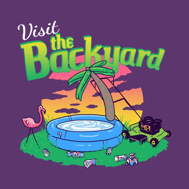 Backyard Vacation