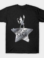 Bite My Shiny Metal Star T-Shirt