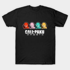 CALL of PAKU: GHOSTS