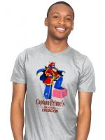 CAPTAIN P.'S ORIGINAL ENERGON T-Shirt