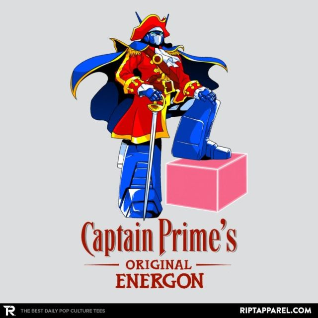 CAPTAIN P.'S ORIGINAL ENERGON