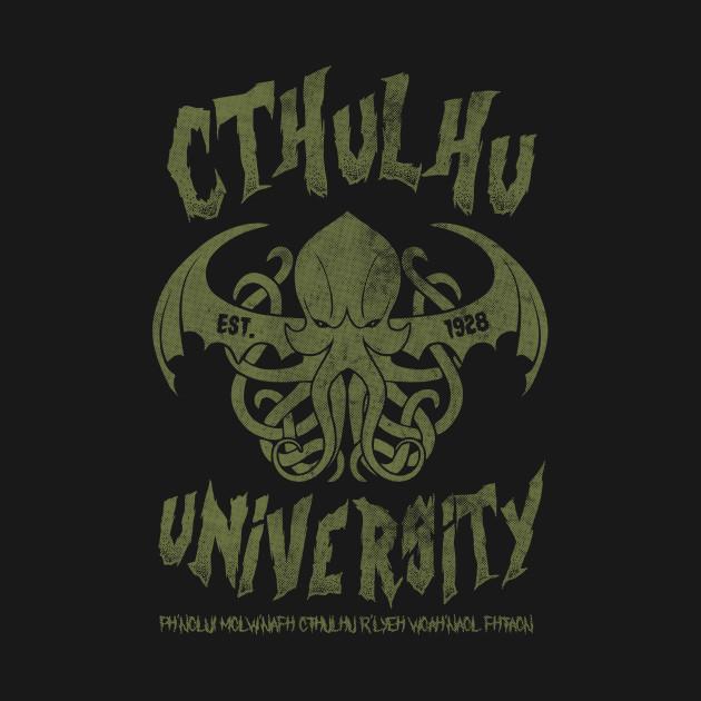 Cthulhu University